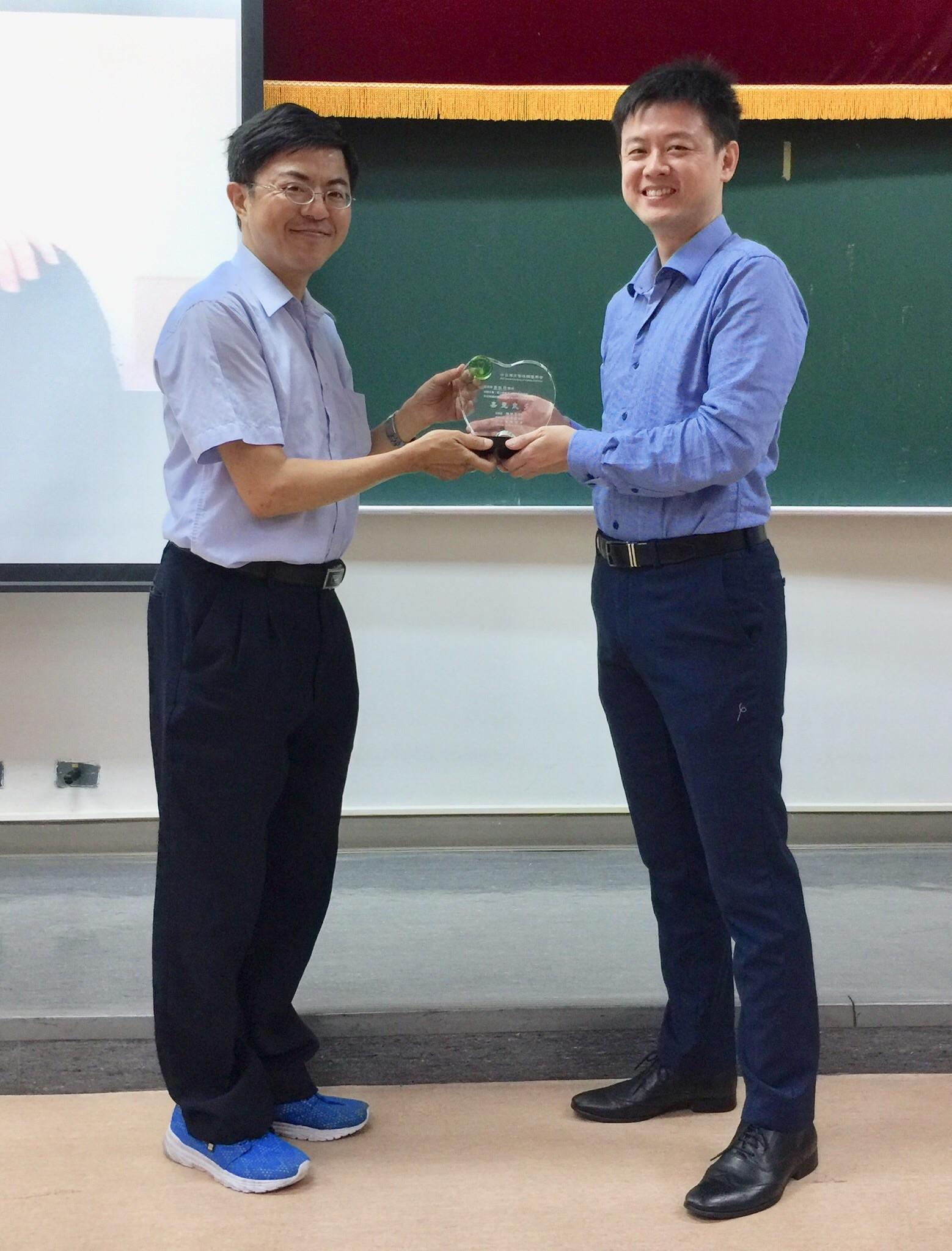中 台灣植體醫學會演講