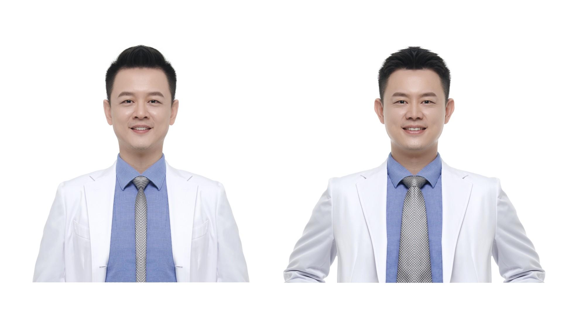 榮醫師,我的臉看起來好像有點不對稱?