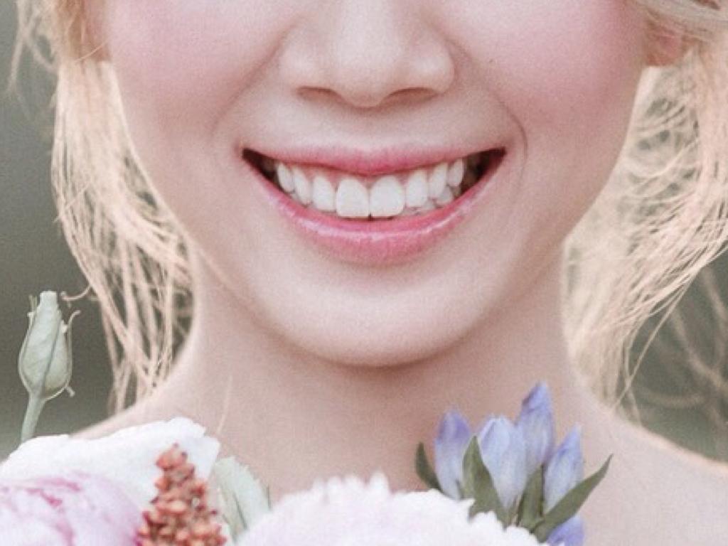 美美的婚紗照❤️